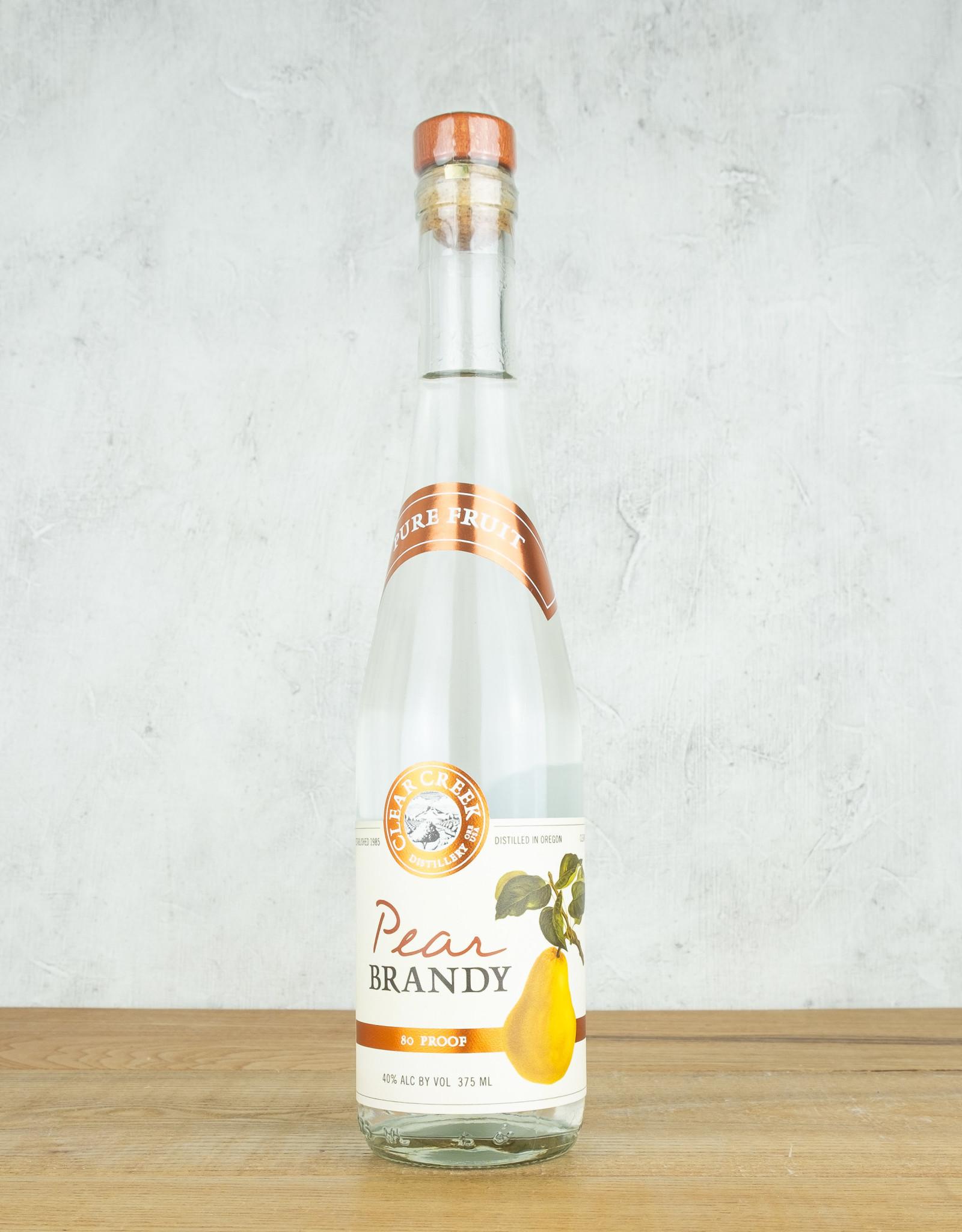 Clear Creek Pear Brandy 375ml