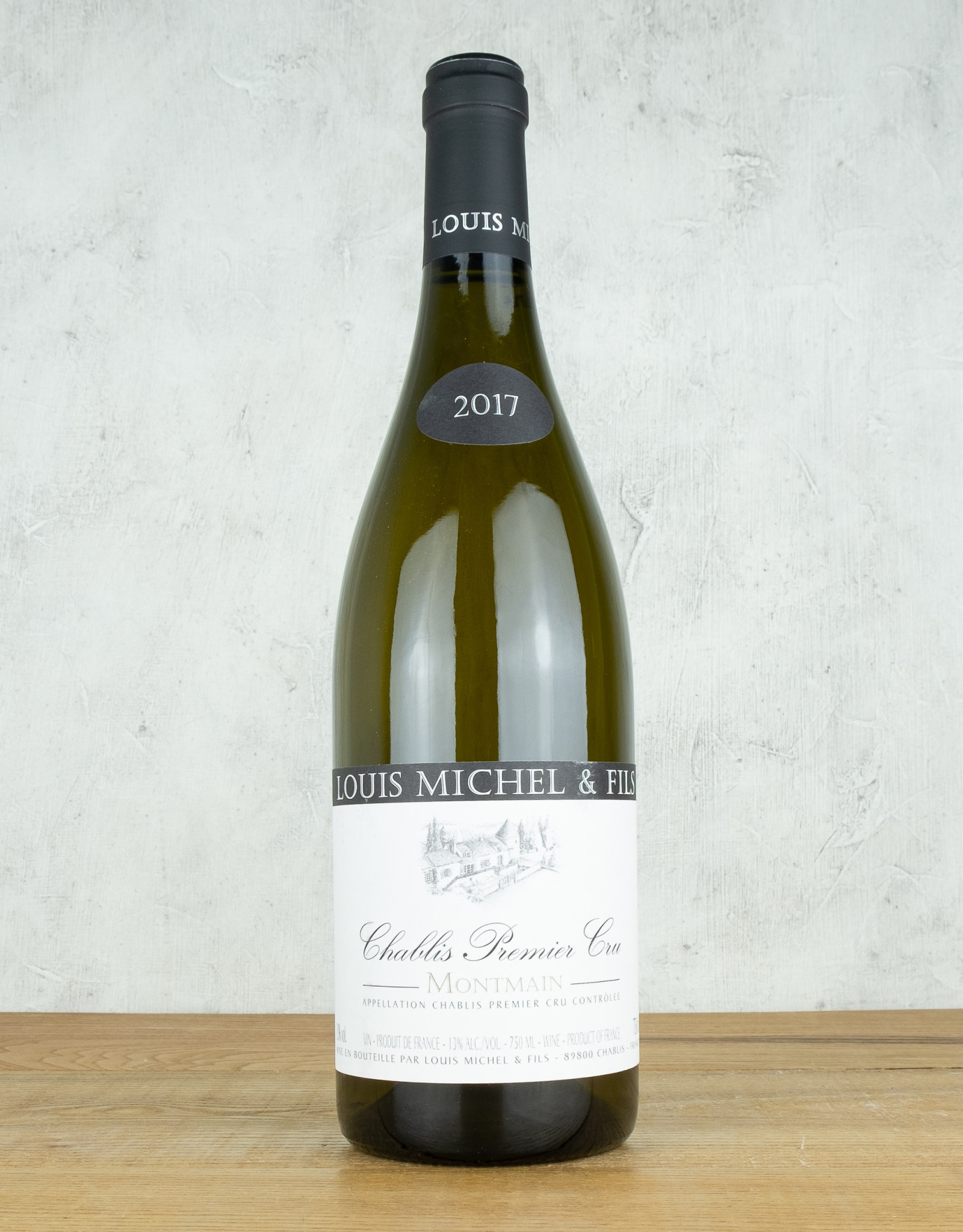Louis Michel Montmain Chablis