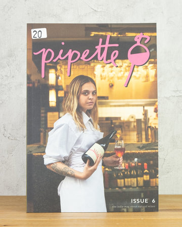 Pipette issue 6