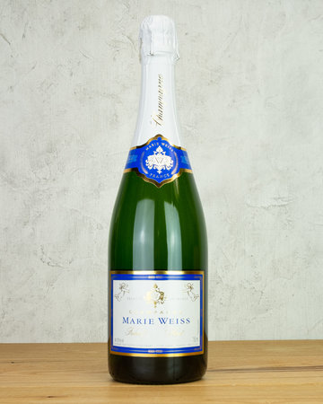 Champagne Marie Weiss Brut