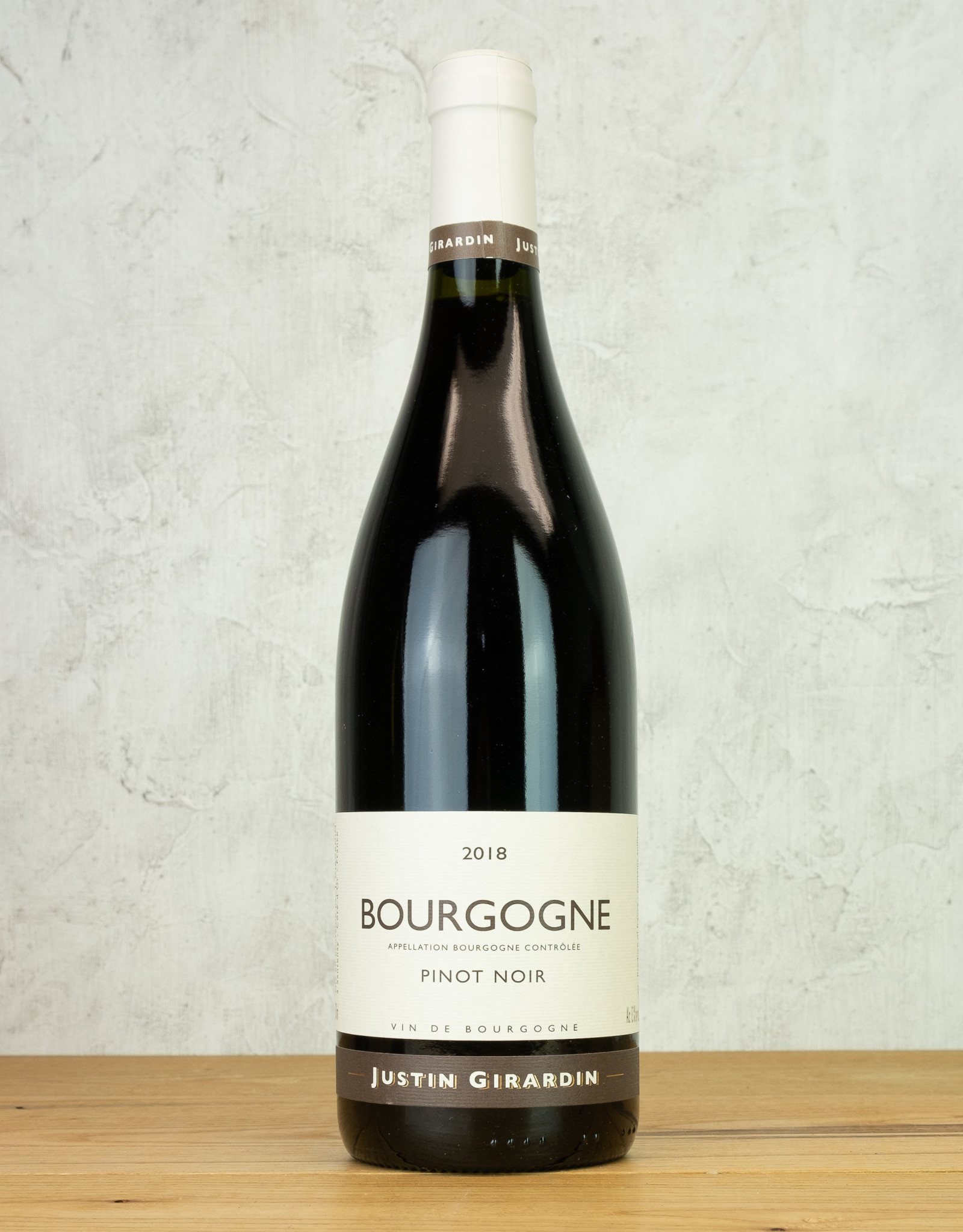 Justin Girardin Bourgogne Rouge
