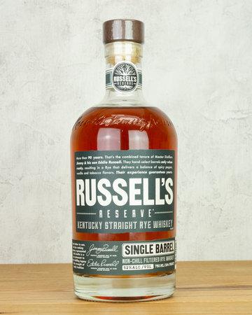 Russell's Reserve Rye Single Barrel