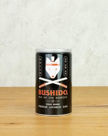 Bushido Way of the Warrior Sake Single