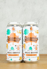Sycamore Special Brownies Choc Stout 4pk