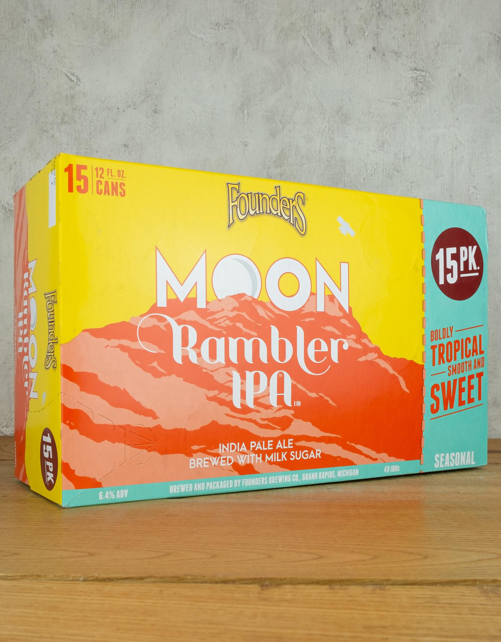 Founders Moon Rambler IPA 15pk