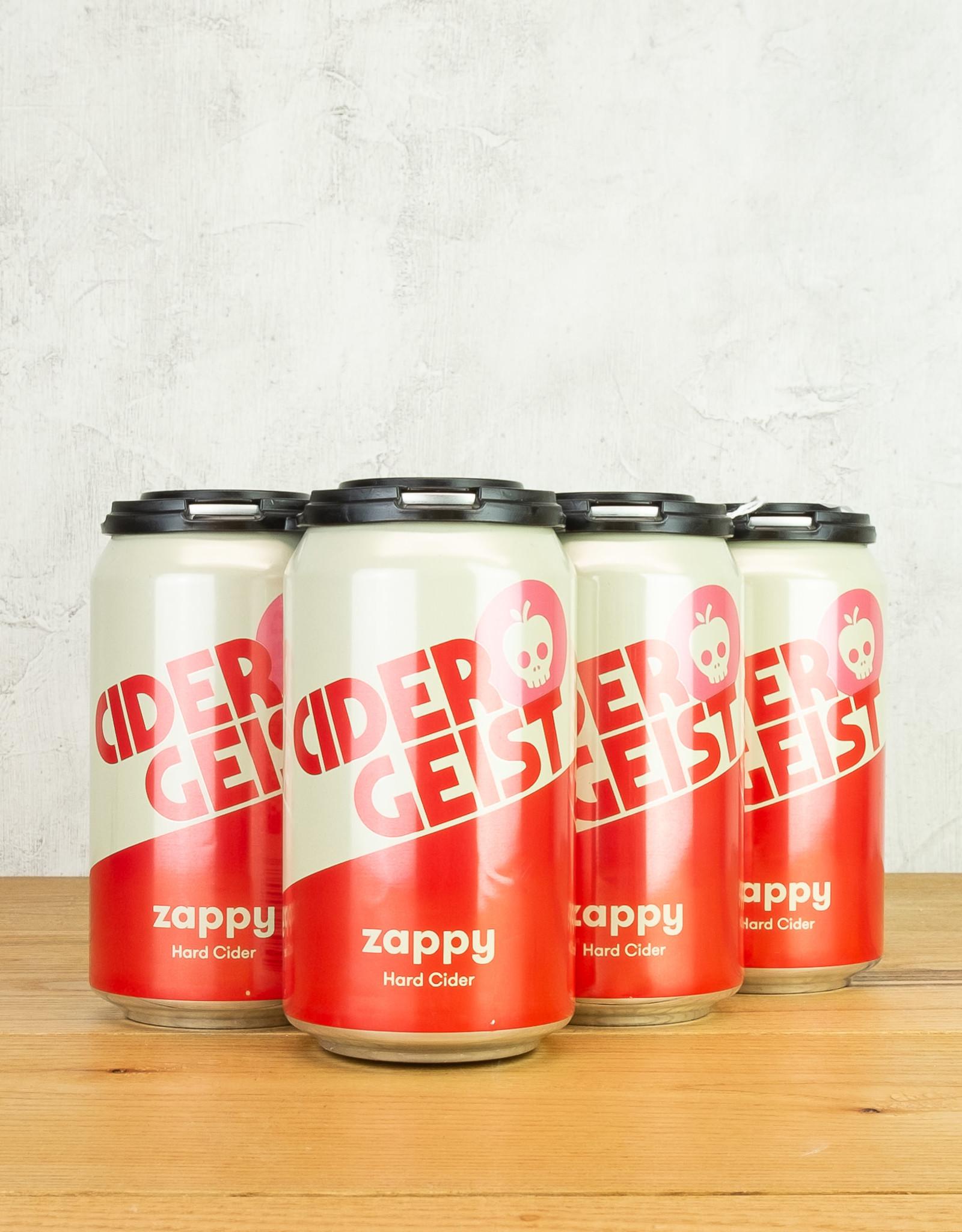 Cidergeist Zappy Hard Cider
