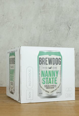 Brewdog Nanny State Non-Alcoholic Beer 4pk
