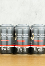Hi-Wire Strongman Coffee Milk Stout 6pk