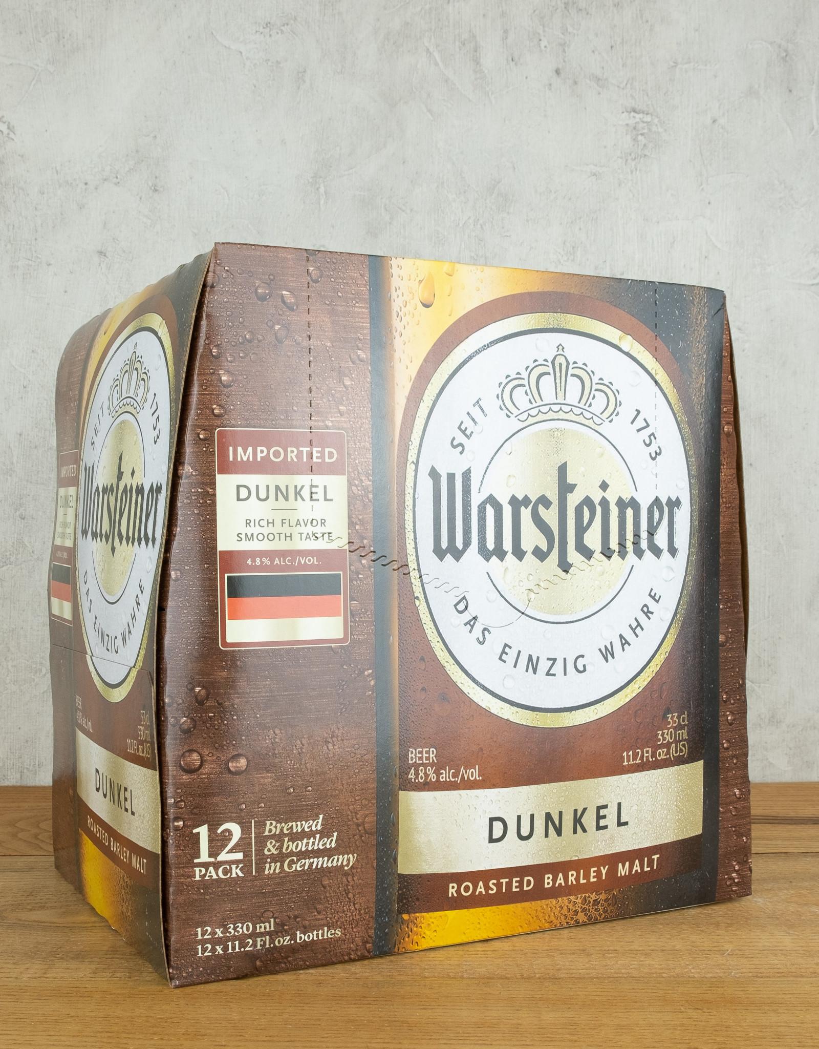 Warsteiner Dunkle 12pk