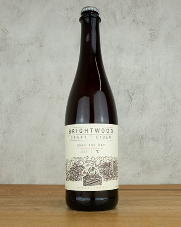 Brightwood Cider Down The Way Single 750ml