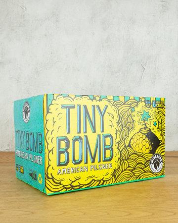 Wiseacre Tiny Bomb Pilsner 6pk