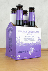 Young's Double Chocolate Stout 4pk bottles