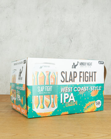 Monday Night Brewing Slap Fight IPA 6pk
