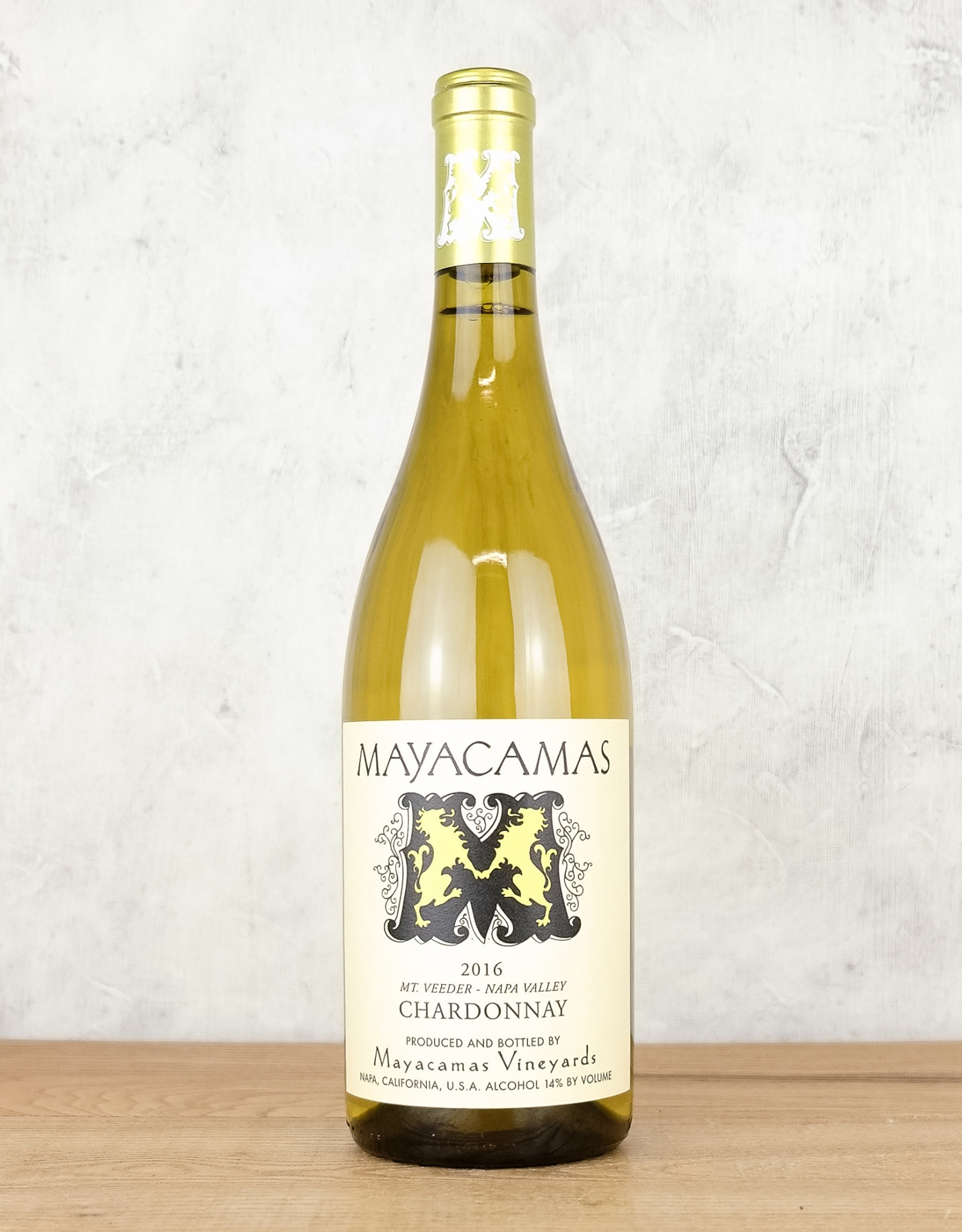 Mayacamas Chardonnay Mt Veeder
