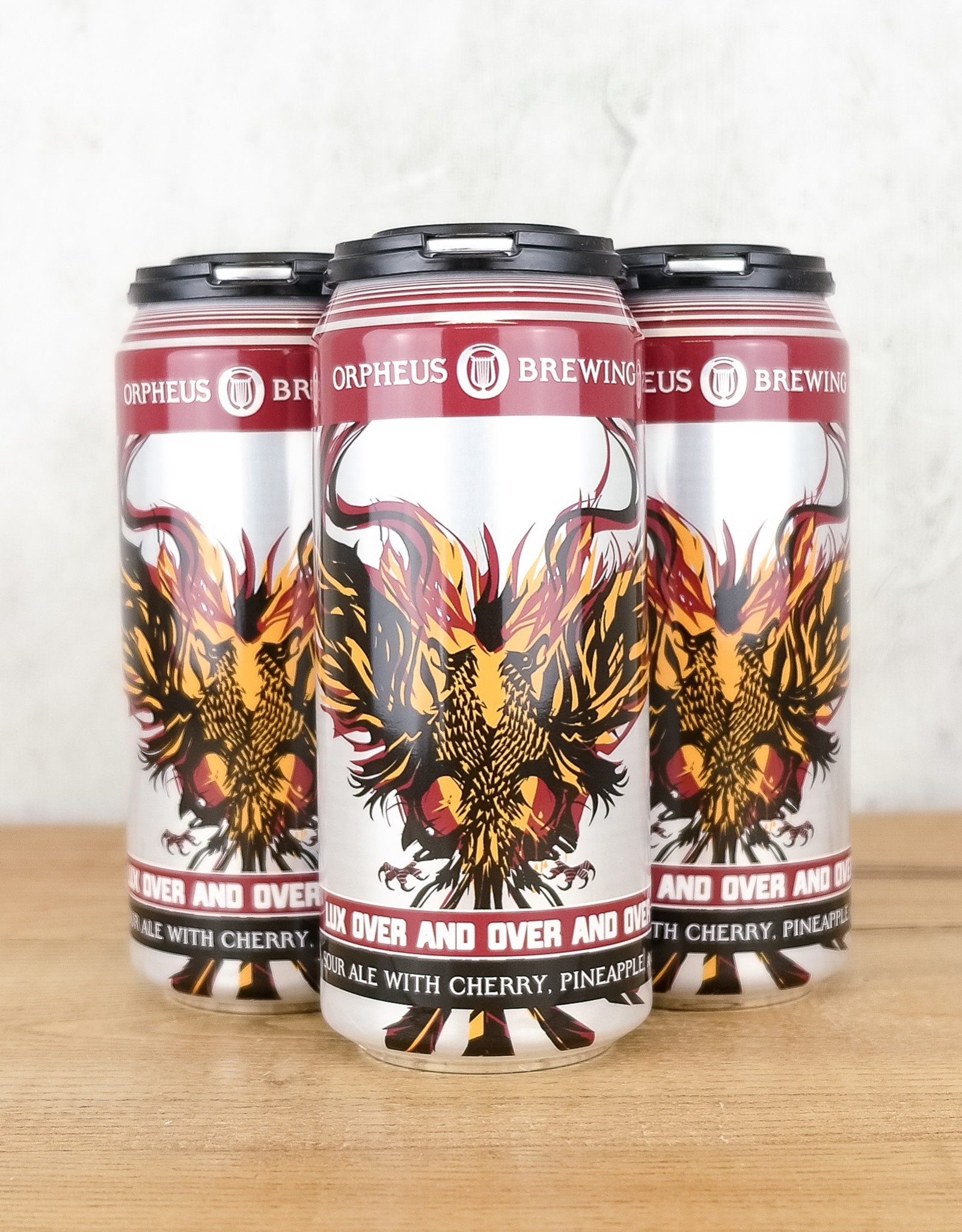 Orpheus Brewing Lux Over and Over 4pk