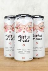 Monday Night Fistful of Cake 4pk