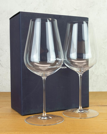 Jancis Robinson Wine Glass Pair