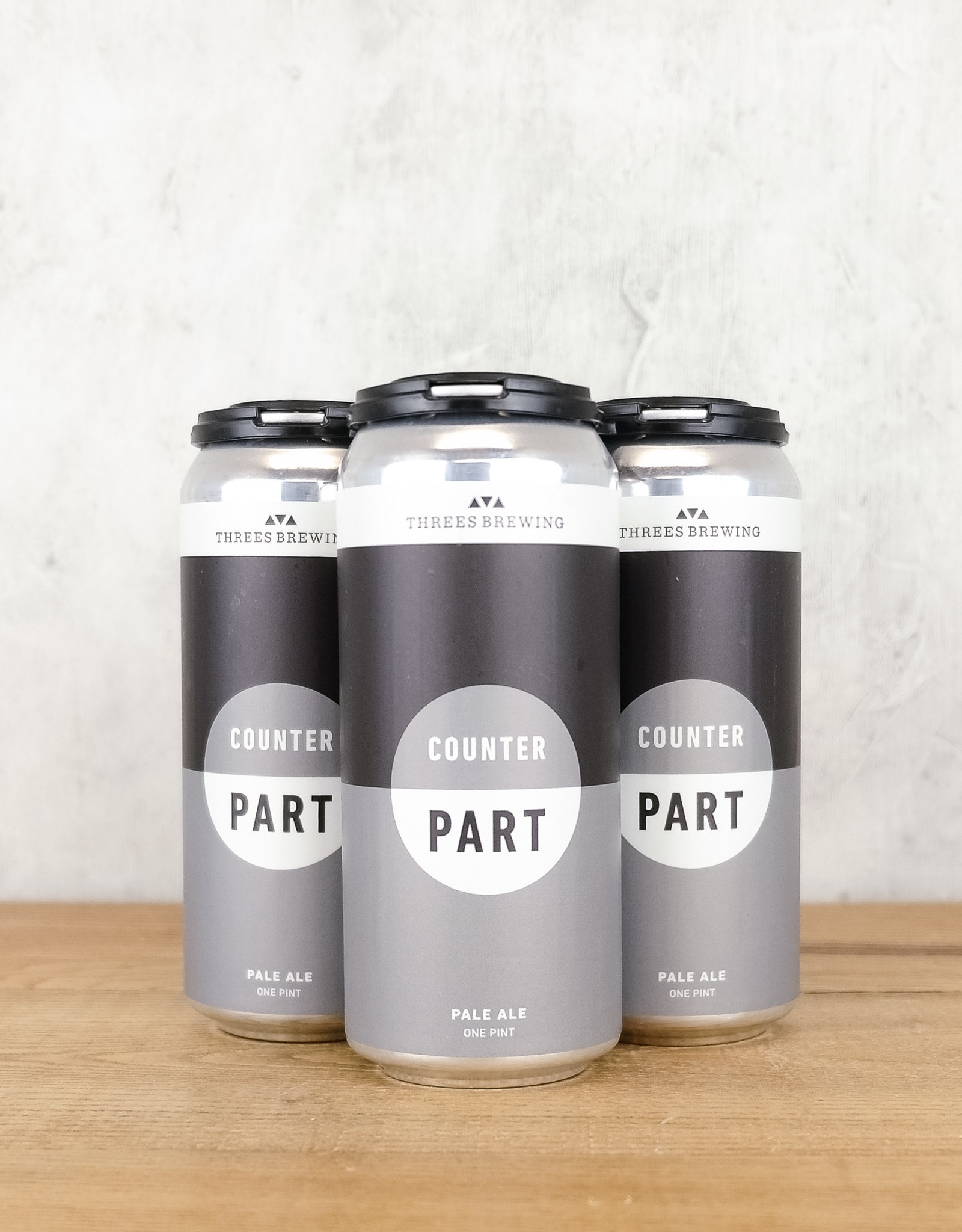 Threes Brewing Counterpart Pale Ale 4pk
