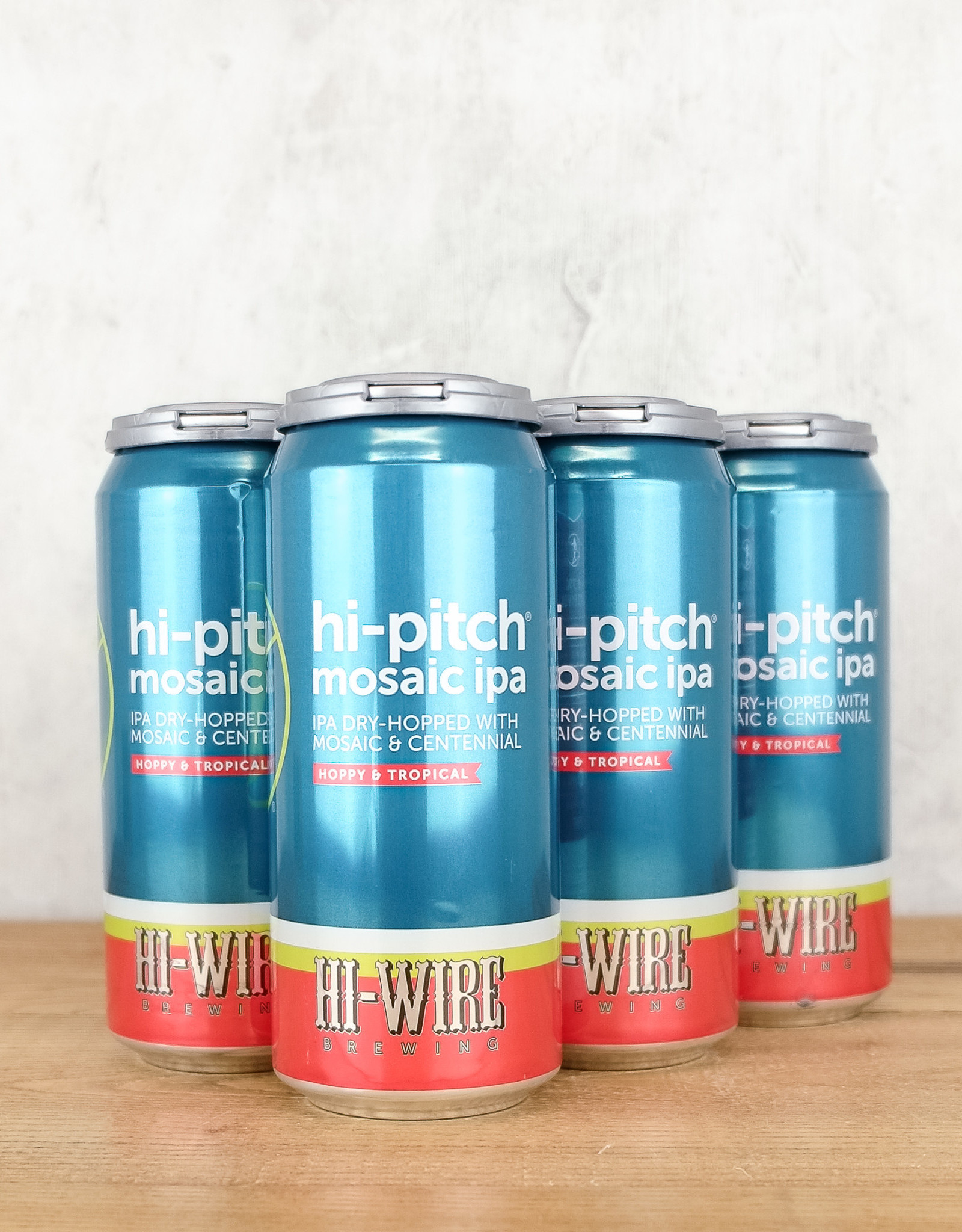 Hi-Wire Hi-Pitch Mosaic IPA 6pk