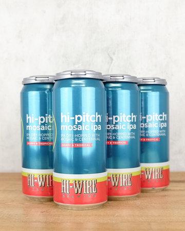 Hi-Wire Hi-Pitch Mosaic IPA 6pk