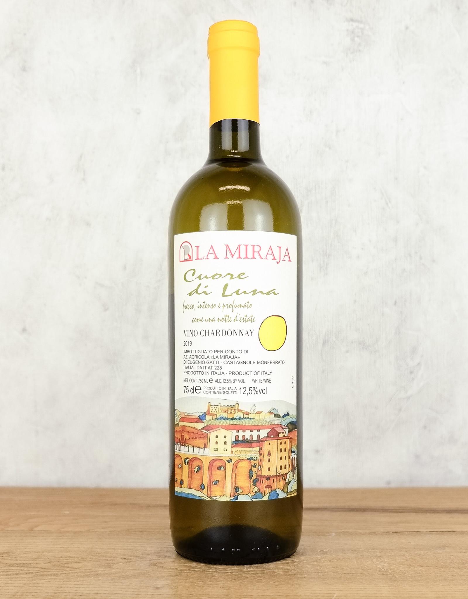La Miraja  Cuore di Luna Chardonnay