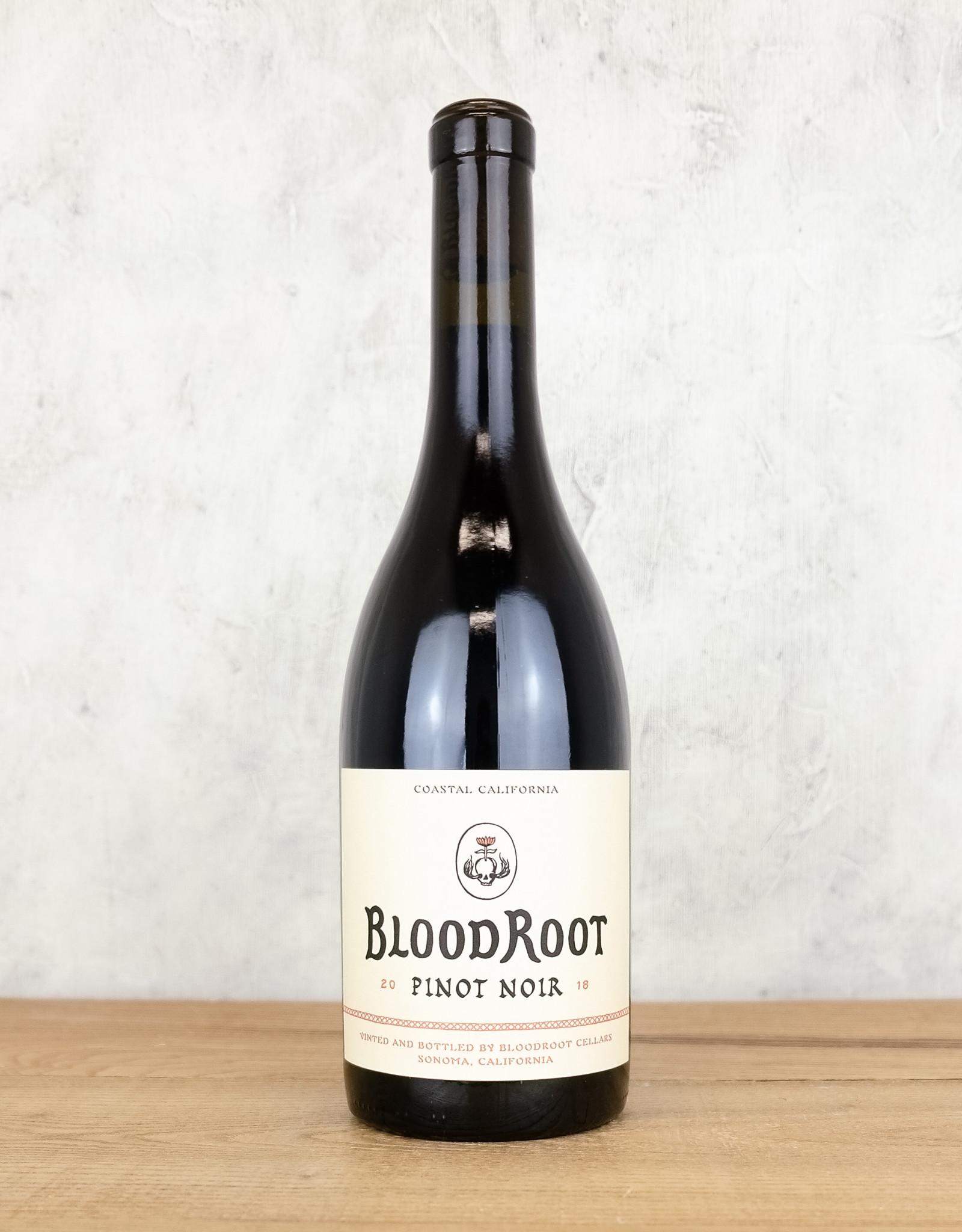 Blood Root Pinot Noir