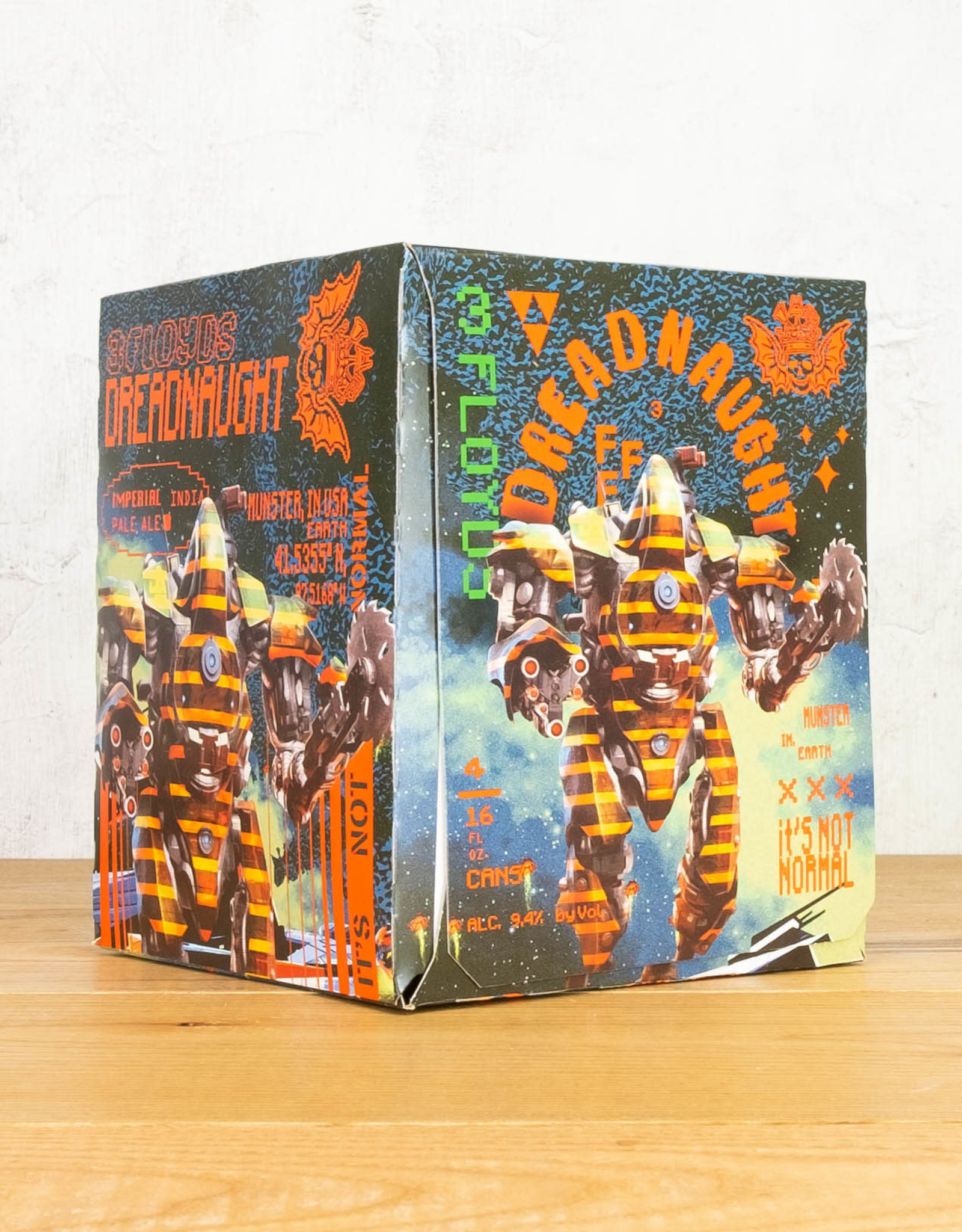 Three Floyds Dreadnaught 4pk