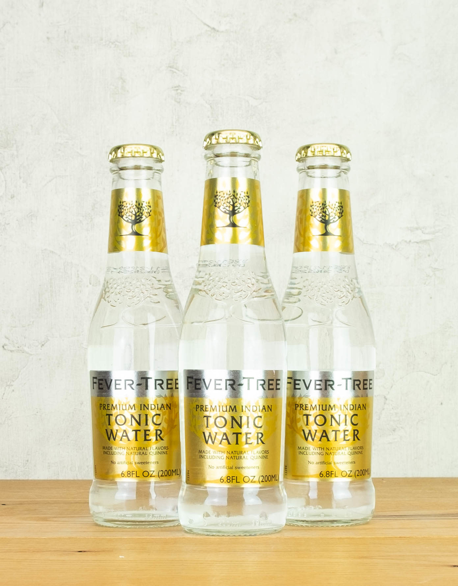 Fever Tree Indian Tonic Water 4pk