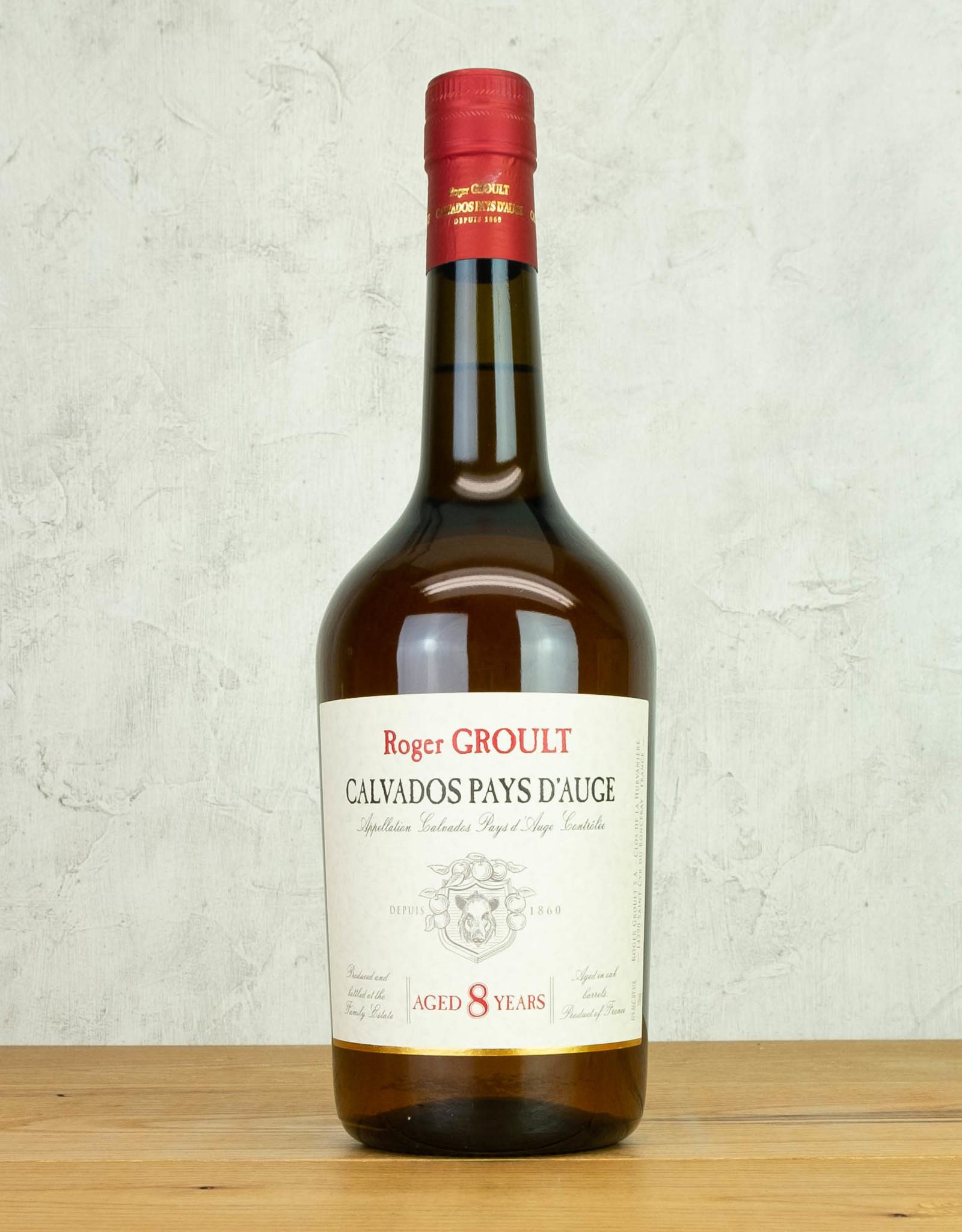 Roger Groult 8 Yr Calvados Pays D'Auge