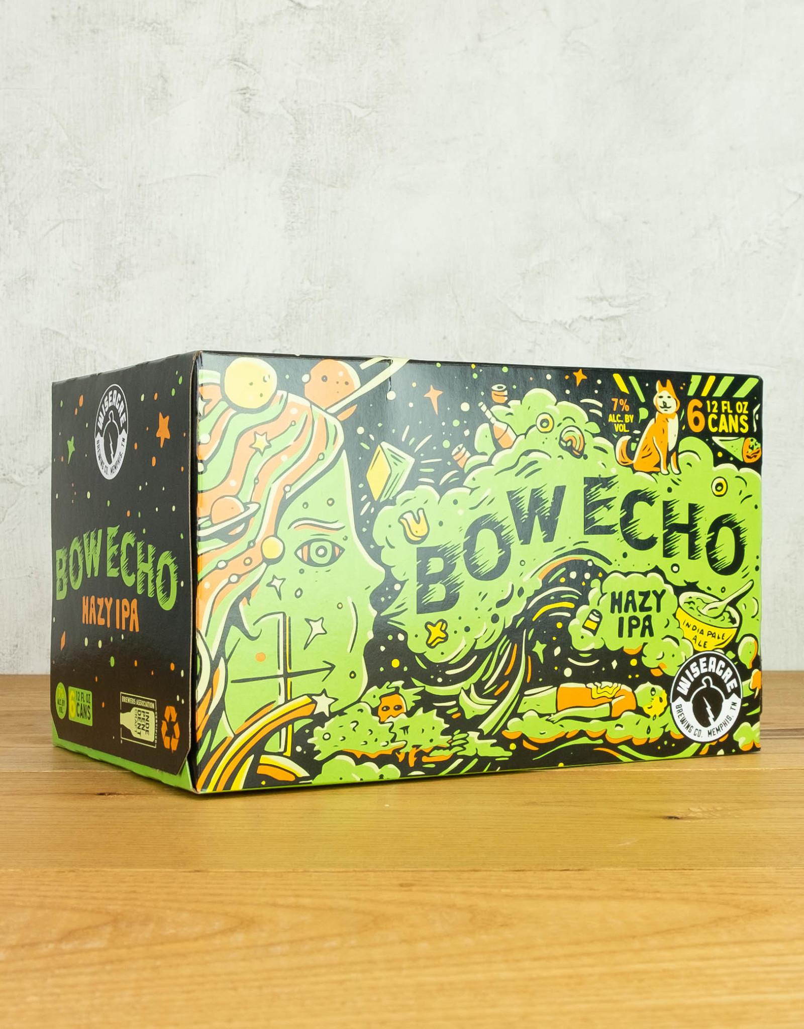 Wiseacre Bow Echo Hazy IPA 6pk