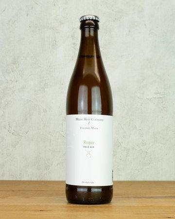 Maine Beer Company Peeper Single Bottle
