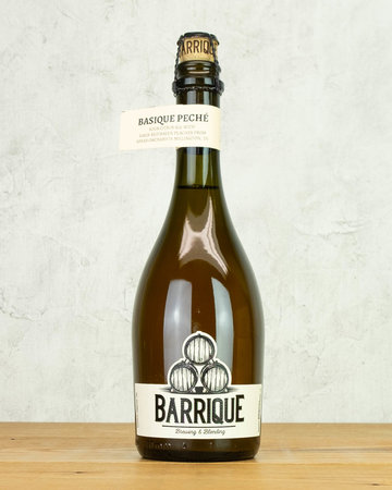 Barrique Brewing & Blending Peché
