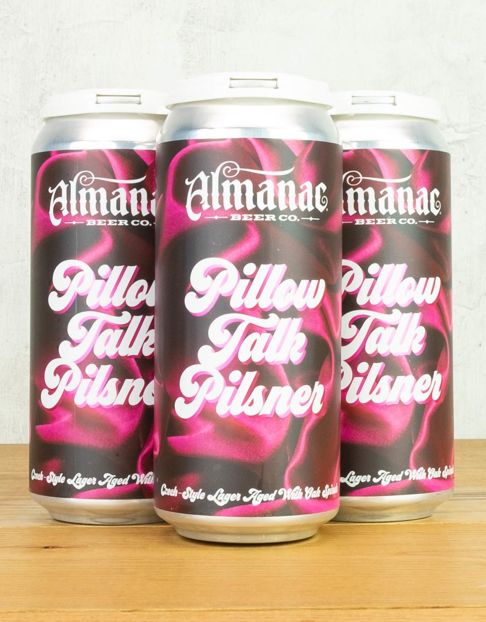 Almanac Beer Co. Pillow Talk Pilsner 4pk