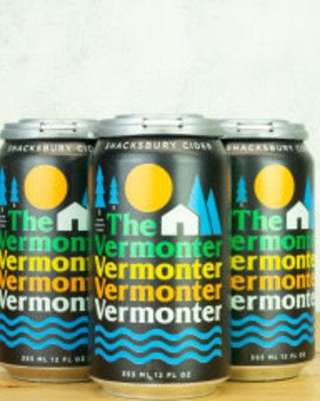 Shaksbury Vermonter Cider 4pk