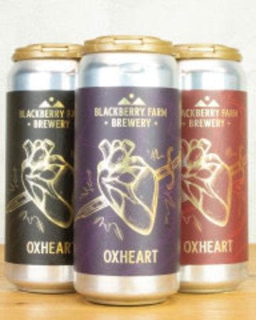 Blackberry Farm Ox Heart IPA 4pk