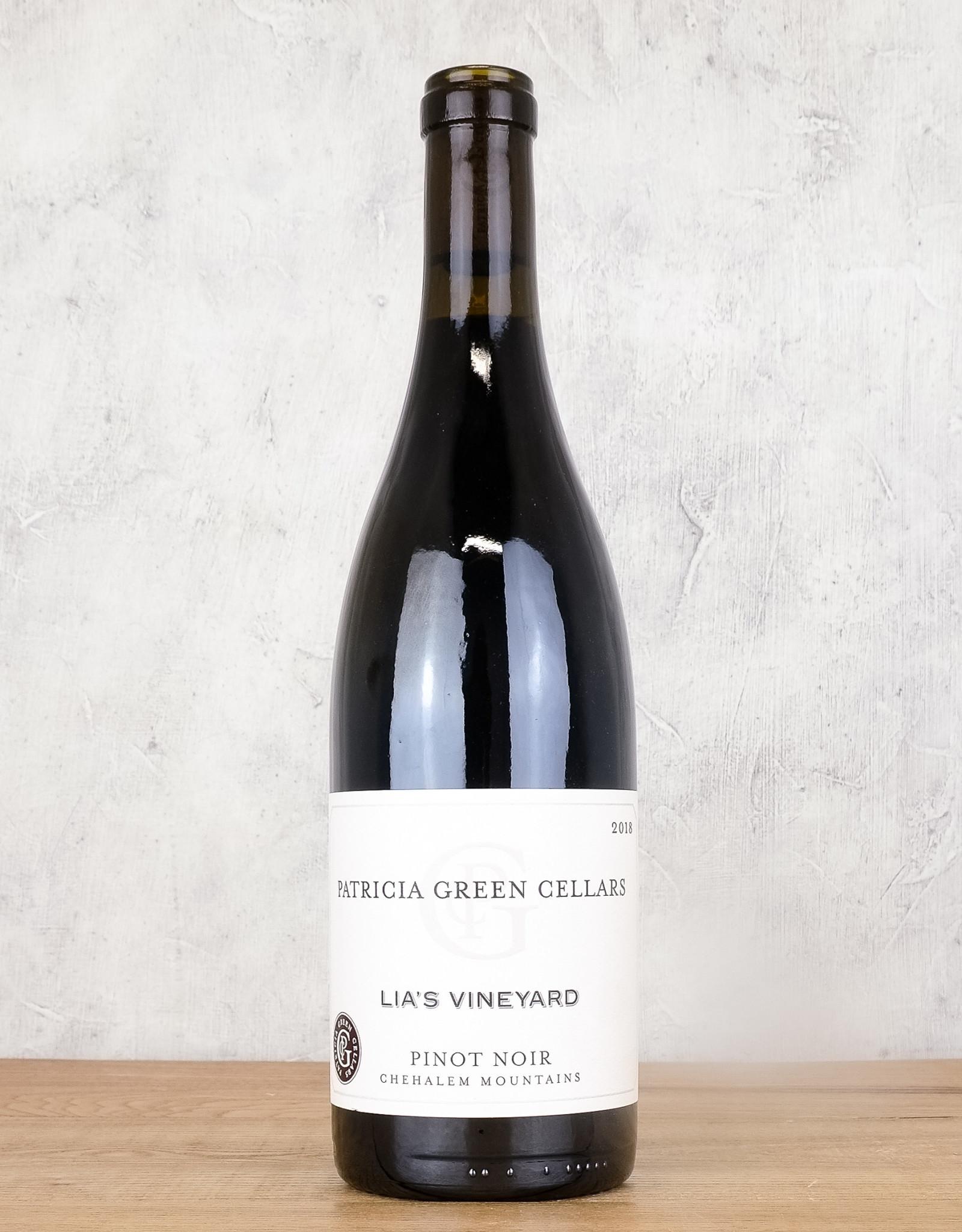 Patricia Green Lia's Vineyard Pinot Noir