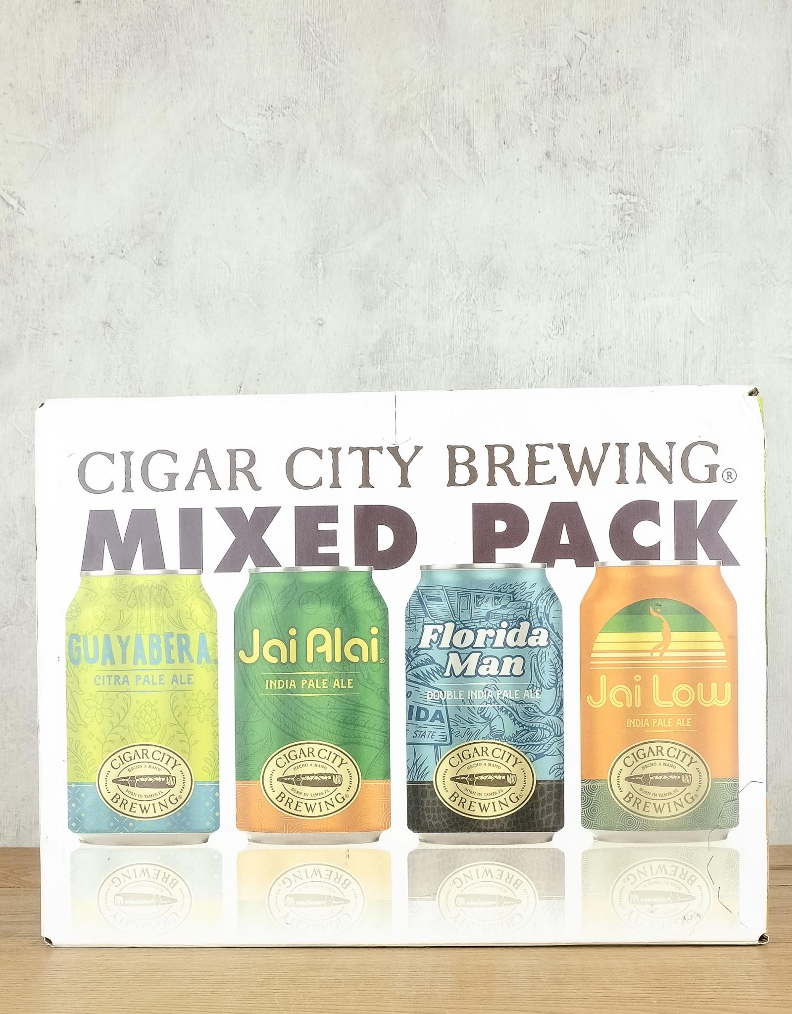 Cigar City Mixed Pack 12pk