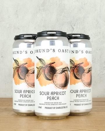 Edmund's Oast Sour Apricot Peach 4pk