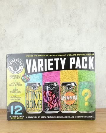 Wiseacre Variety Pack 12pk