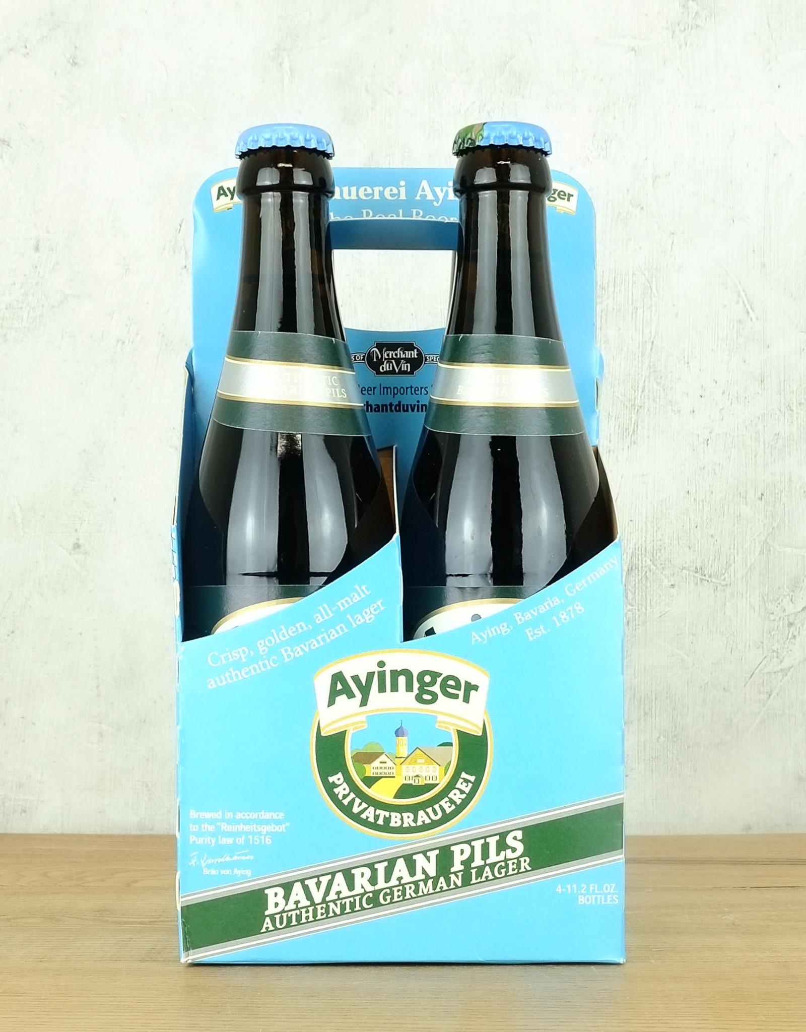 Ayinger Bavarian Pils 4pk