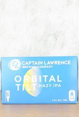 Captain Lawrence Orbital Tilt Hazy IPA 6pk