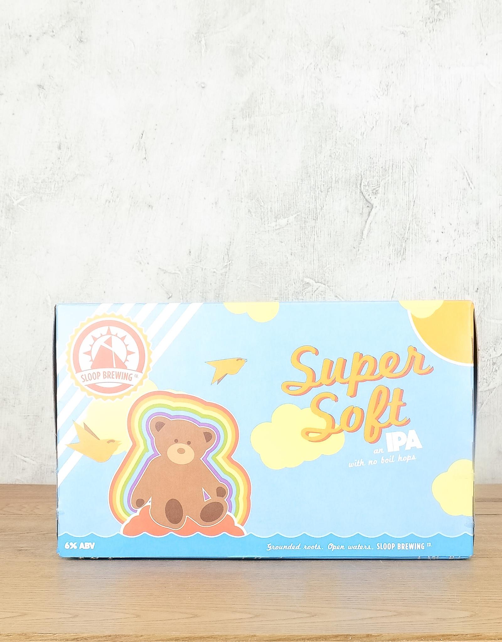 Sloop Brewing Super Soft IPA 6pk