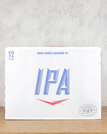 Good People IPA 12pk