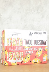 Monday Night Taco Tuesday Lager 12pk