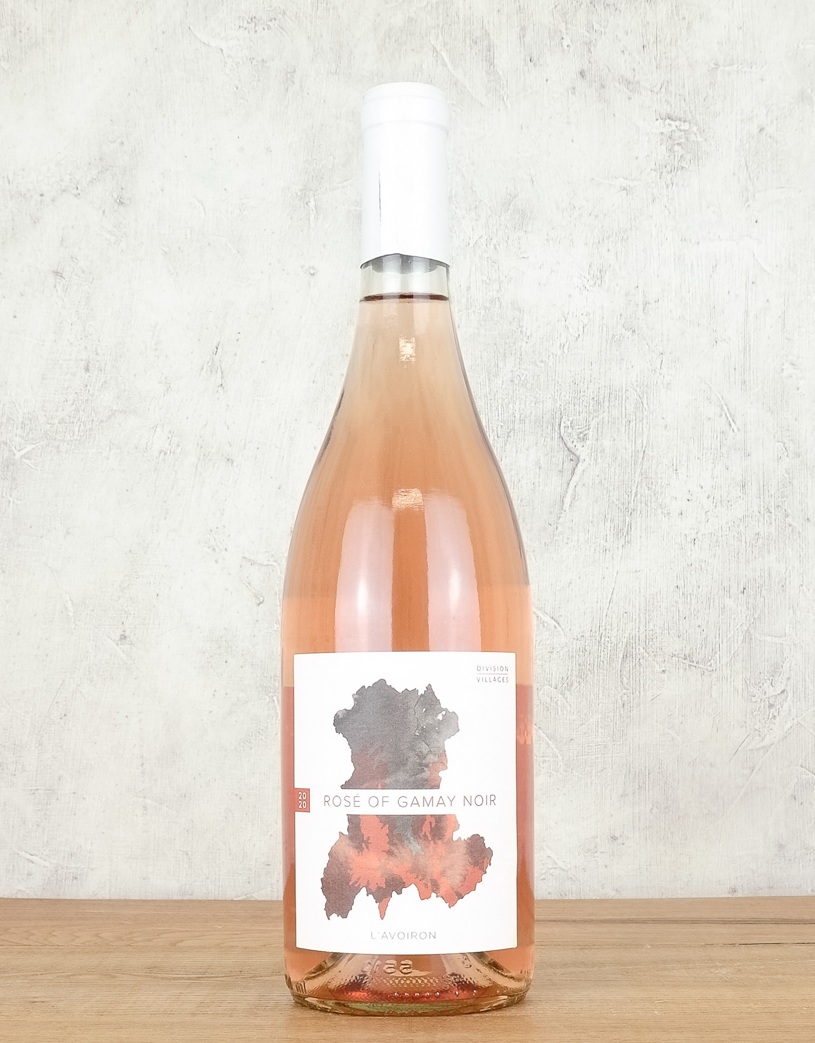 Division Rose of Gamay