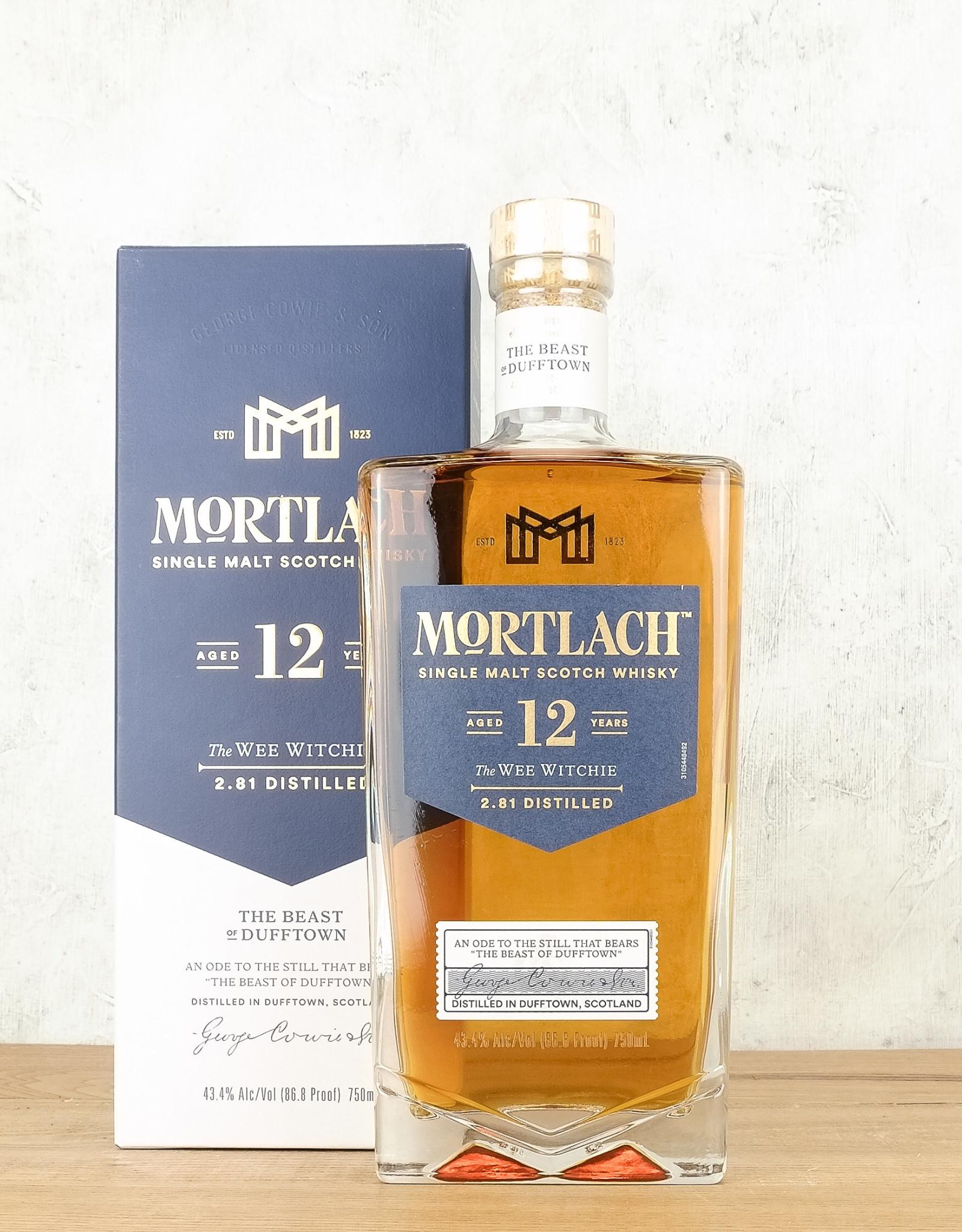 Mortlach 12 yr