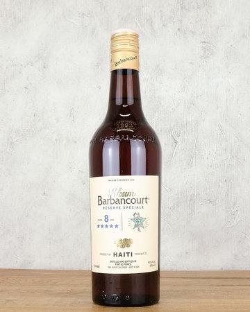 Rhum Barbancourt 8yr