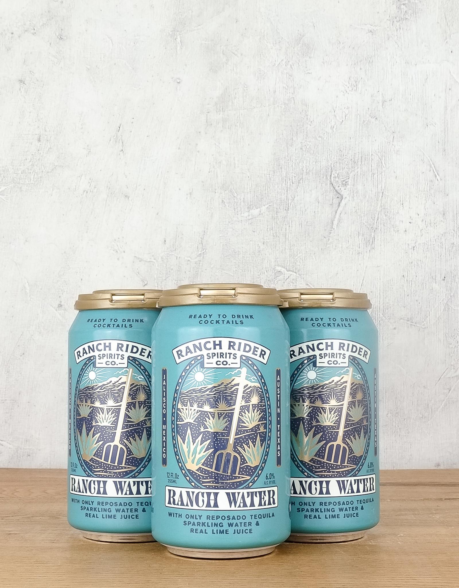 Ranch Rider Ranch Water 4pk