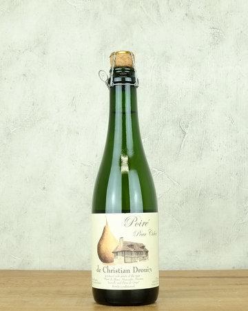 Christian Drouin Pear Cider 375 ml