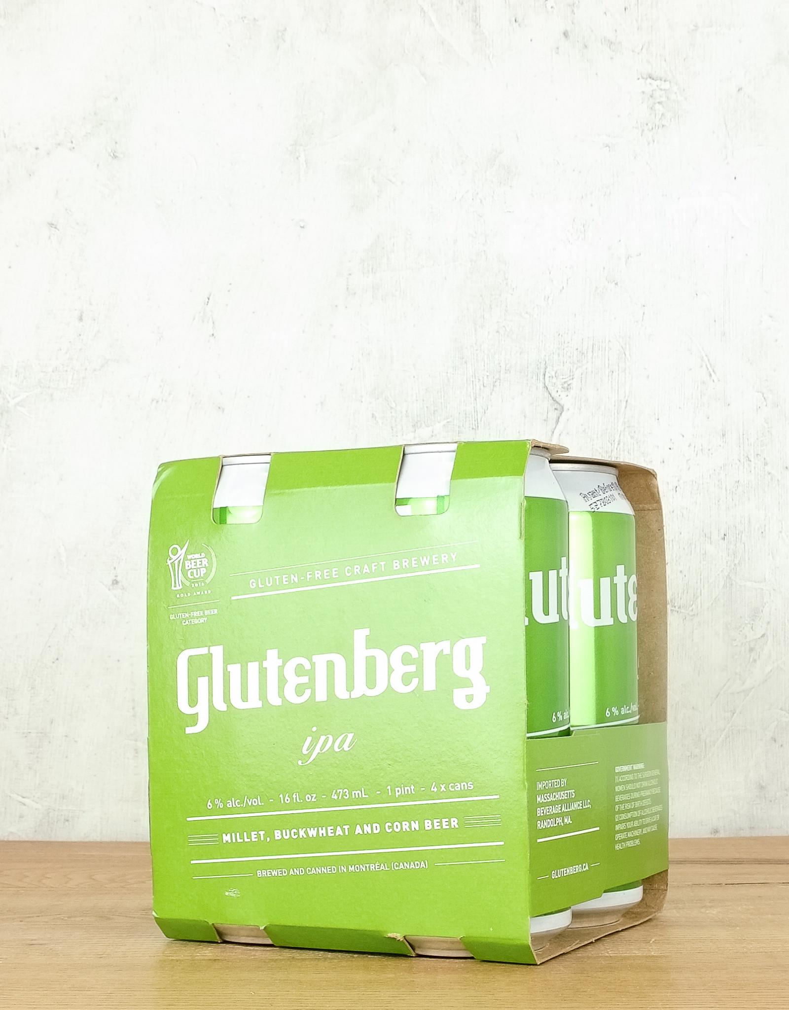 Glutenberg IPA 4pk